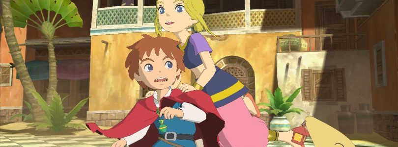 Ni no Kuni: Wrath of the White Witch screens sneak out of TGS