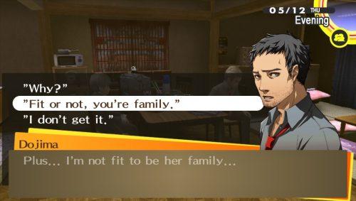 Persona 4 Golden social link screens revealed