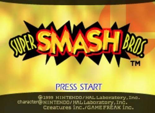 Super Smash Bros. is now a Club Nintendo Reward