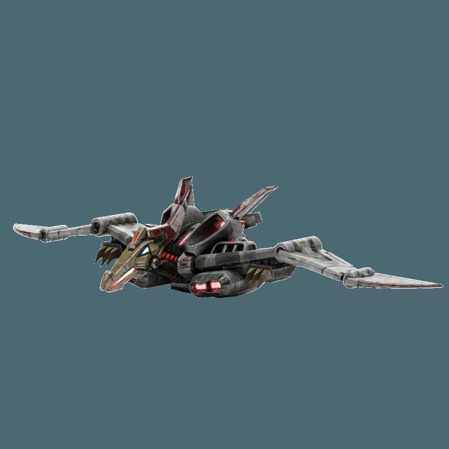 Grimlock and Swoop - Transformers Energon - TFW2005  |Transformers Swoop