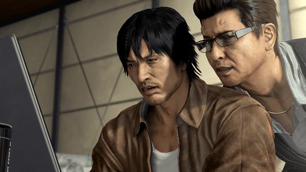 Yakuza 2 dating