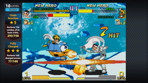 Marvel vs  Capcom Origins Review – Capsule Computers