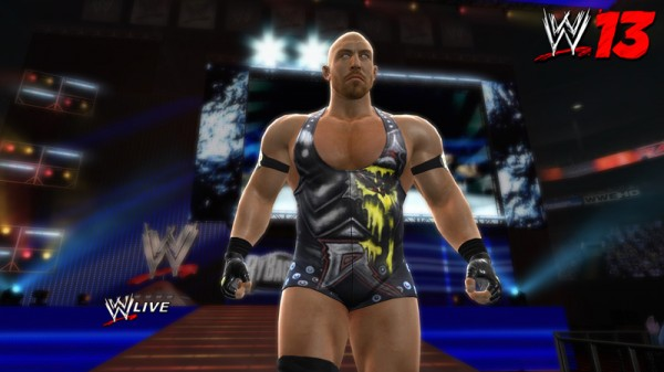 WWE '13 downloadable content is here!