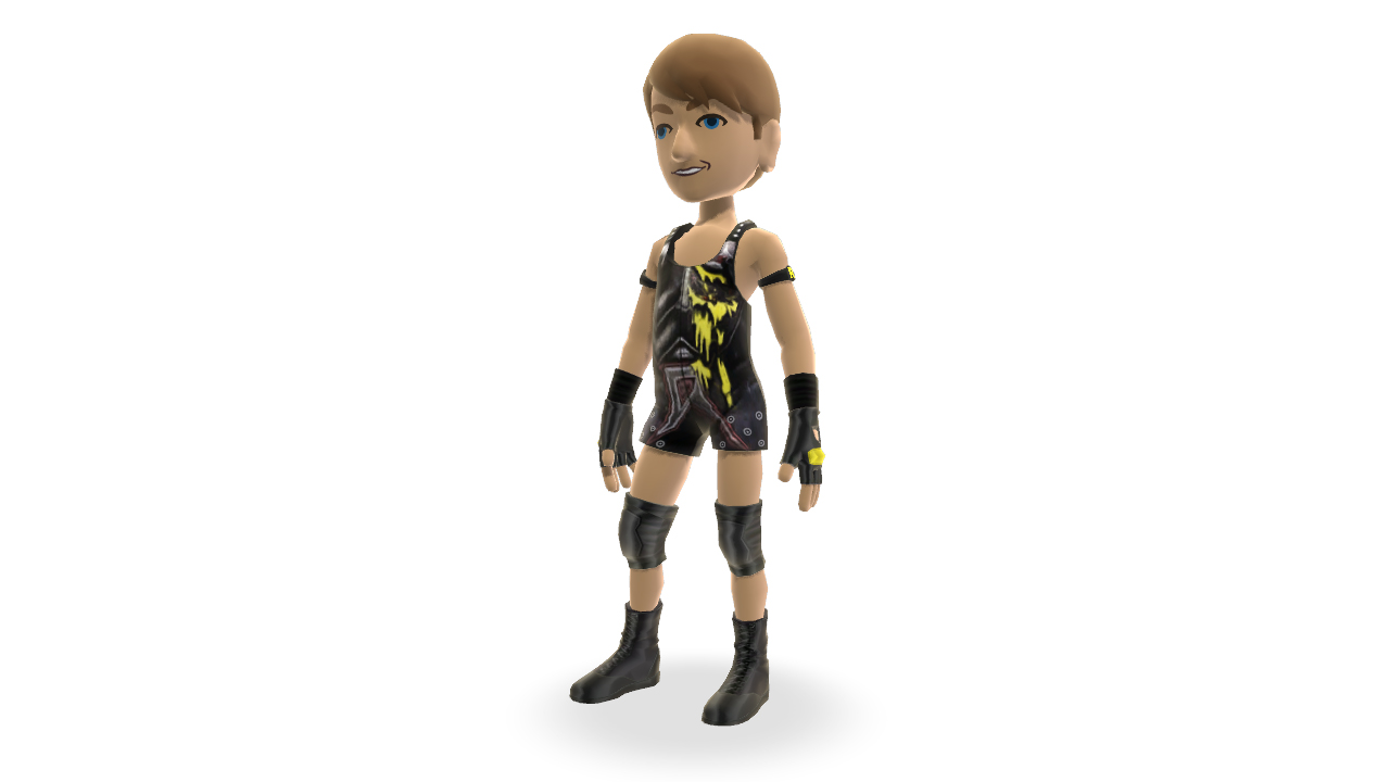 wwe �13 avatar items on xbox live marketplace � capsule