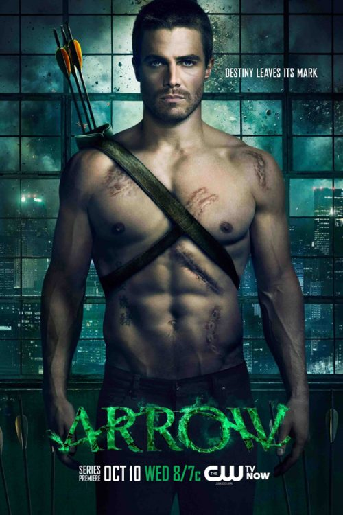 CC Screen: The CW's Arrow Debuts – Bullseye or No?
