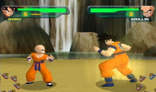 Dragon Ball Z Budokai HD comparison screens released