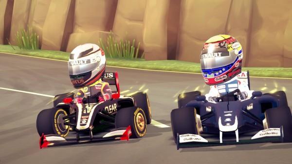 F1 Race Stars (PC) 2012