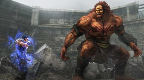 Fist of the North Star: Ken's Rage 2 Hands-On Preview – EB Expo 2012