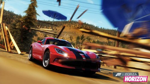 Forza Horizon demo out now on Xbox Live