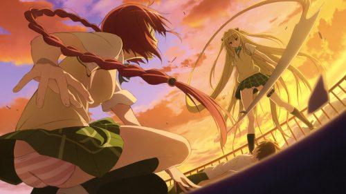 To Love-Ru Darkness licensed by Sentai Filmworks