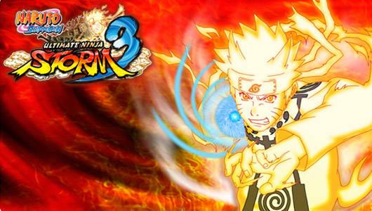 Naruto Shippuden: Ultimate Ninja Storm 3 trailer features