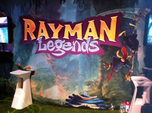 Rayman Legends Hands-On Preview – EB Expo 2012
