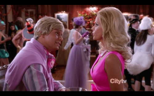 "CC Screen: Suburgatory 02×02 ""Tessa Goes Soft and George Goes Plastic"""