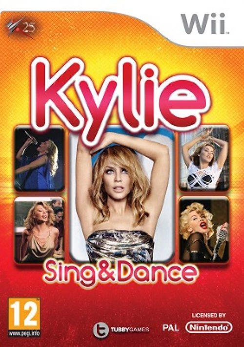 Kylie Sing & Dance Trailer