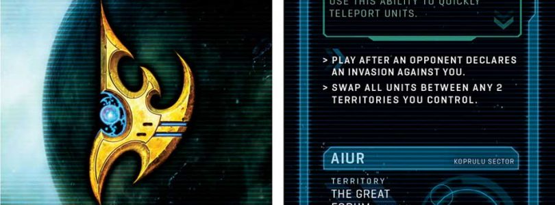 StarCraft RISK – Now on Sale