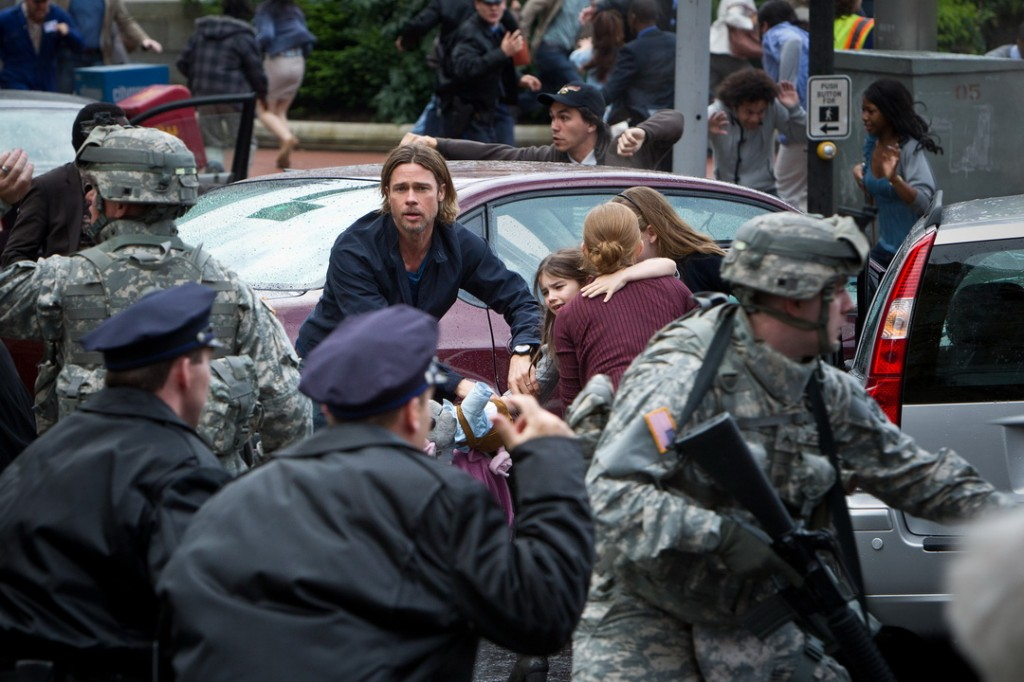 In June 2013, one man (Brad Pitt) will race against time to bring a divided world together on the eve of its final hour. Every culture, every weapon and every army will rise because the only hope for survival is war.