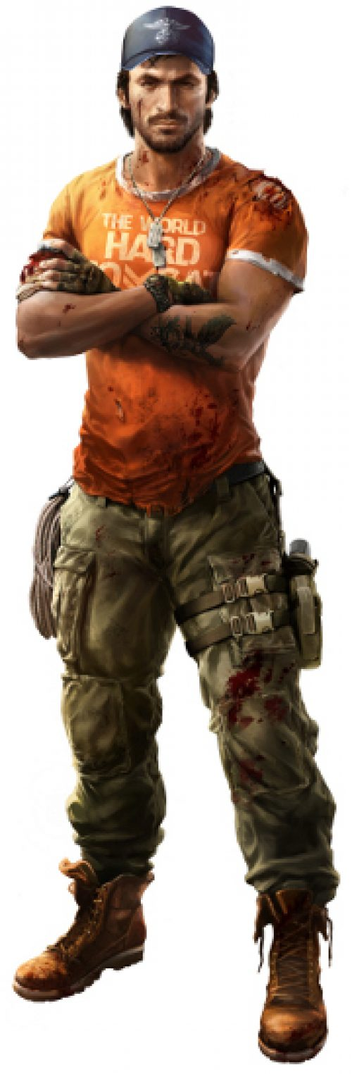 Dead Island Riptide's New Playable Character is…