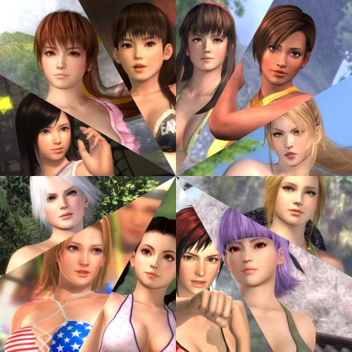 Dead or Alive 5's sexy swimsuit collection released as DLC