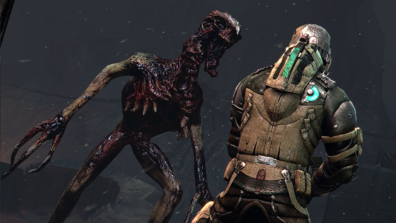 latest dead space 3 screenshots reveal some scary co op. Black Bedroom Furniture Sets. Home Design Ideas