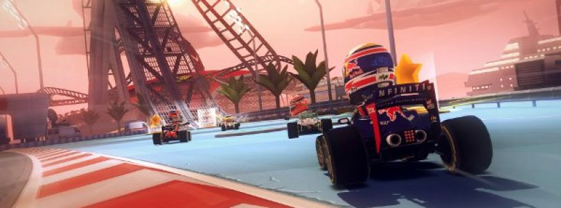 F1 Race Stars Now Available in Australia and New Zealand