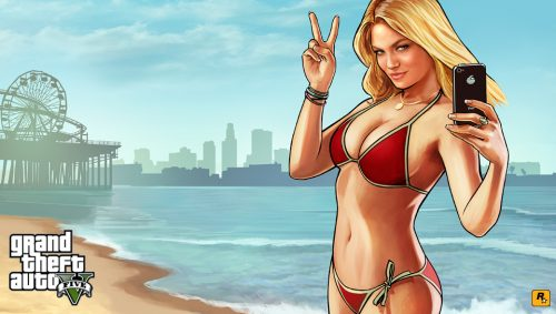 Grand Theft Auto V now available for pre-order