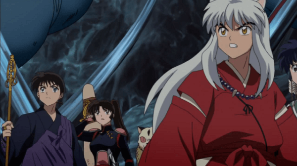 InuYasha The Final Act Set 1 arrives on November 20th ...