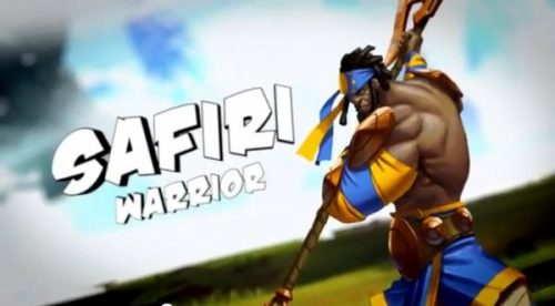 Sacred Citadel – Safiri Warrior Character Featurette