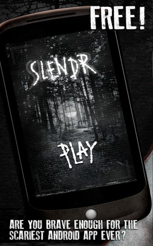 SLENDR Out Now On Android