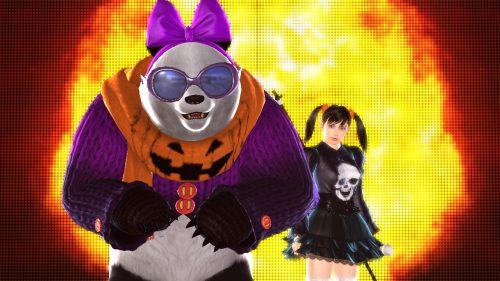 Tekken Tag Tournament 2 receives some Halloween themed screenshots