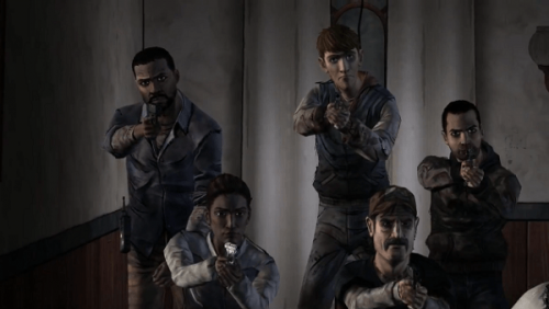 Telltale's The Walking Dead Episode 5 No Time Left trailer released