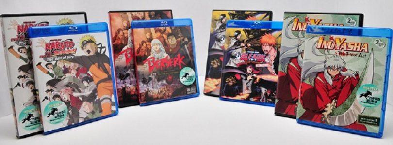 Viz Media details their holiday anime release schedule