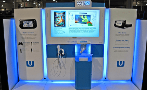 Wii U demo stations available throughout the United States