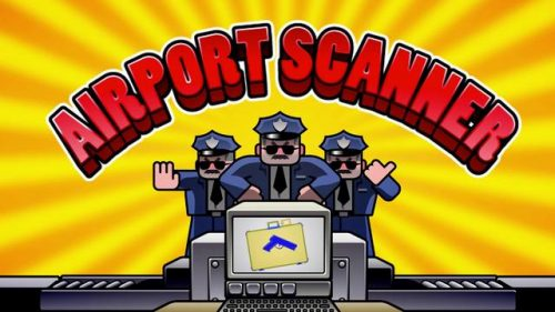 Airport Scanner update giving real gameplay data for security improvements