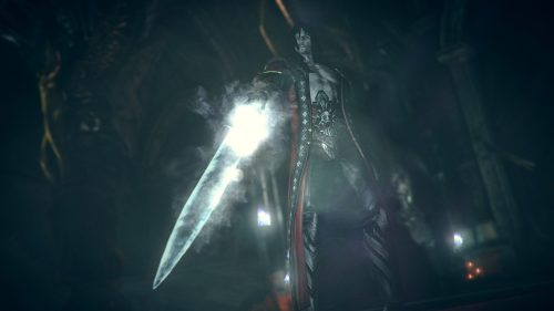 Castlevania: Lords of Shadow 2 introduces the Void Sword weapon