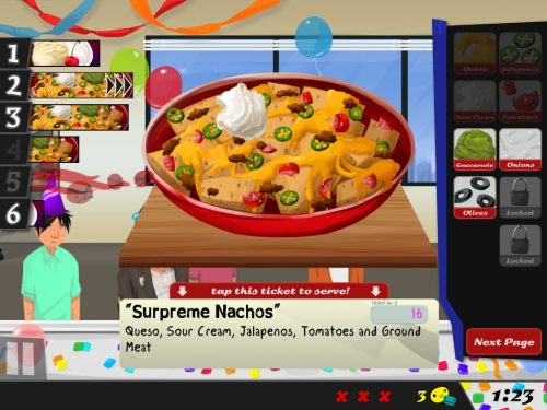 Cook, Serve, Delicious! now available for iPad