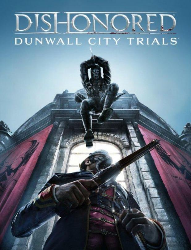 Dishonored-Dunwall-City-Trials-Logo