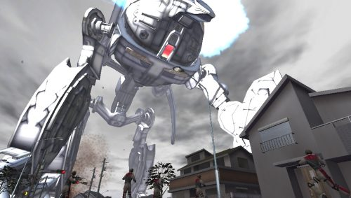 Earth Defense Force 2017 Portable coming as a digital download in January