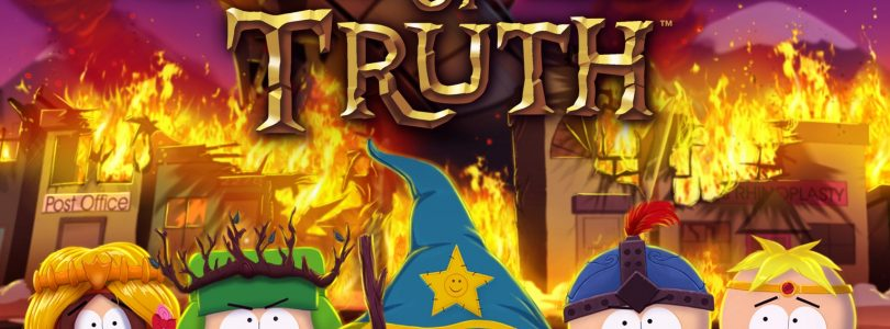 South Park: The Stick of Truth box art revealed