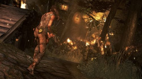 Tomb Raider Hands-On Preview