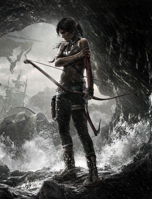 Interview With 'Tomb Raider' Senior Art Director Brian Horton