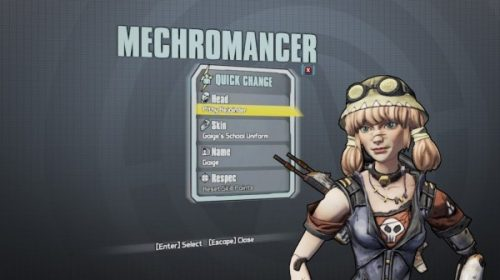 Borderlands 2: Sir Hammerlock DLC weapon and customization item screens leaked