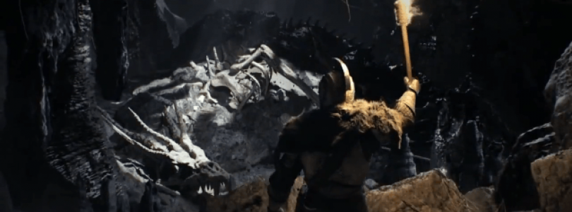 Dark Souls II Announcement Trailer