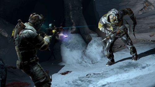 Dead Space 3 to feature couch co-op and Kinect commands