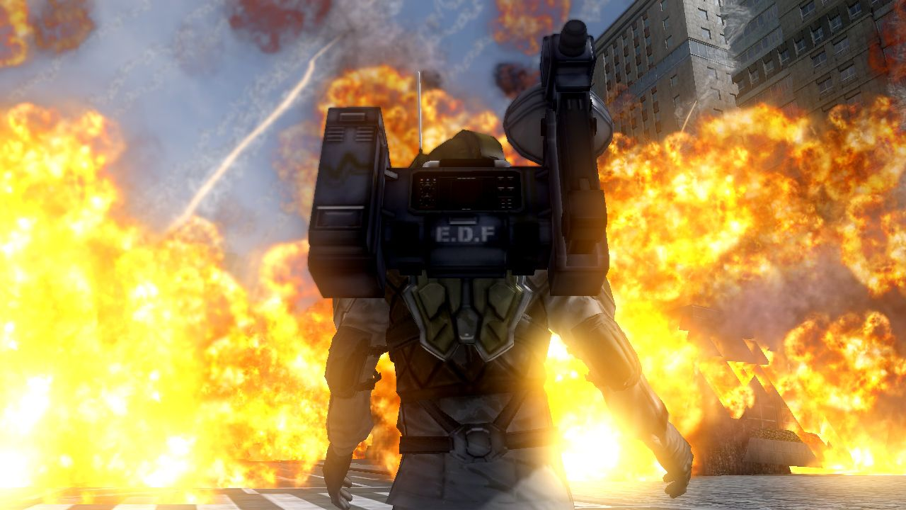 2025: Earth Defense Force 2025 Heading To North America In 2013