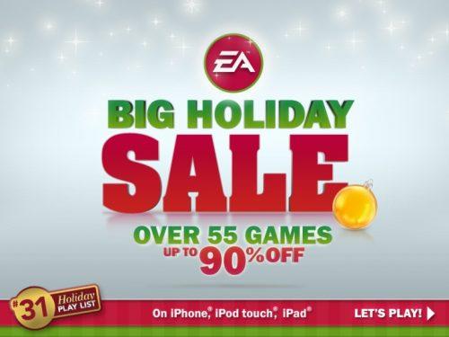 EA Mobile News 20/12/2012
