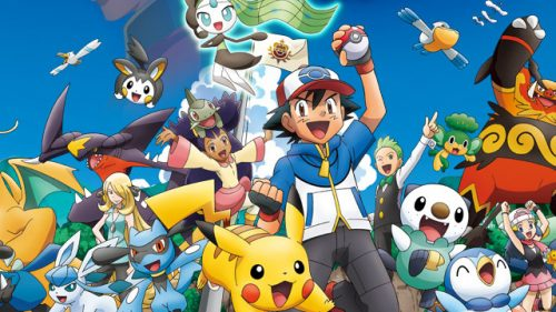 Why the future of Pokemon is in first-person!