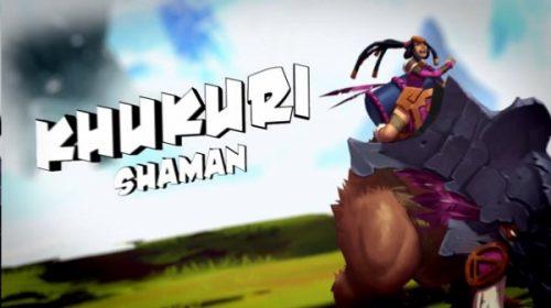 Sacred Citadel – Khukuri Shaman Character Featurette