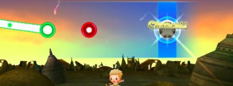 Theatrhythm Final Fantasy released on iOS App Store