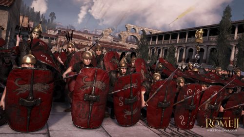 Total War: Rome II Factions Beginning to Be Revealed
