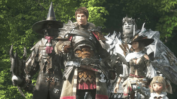 final fantasy xiv sign up